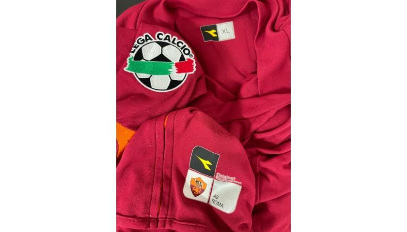 Totti's Roma Match Shirt, 2003/04
