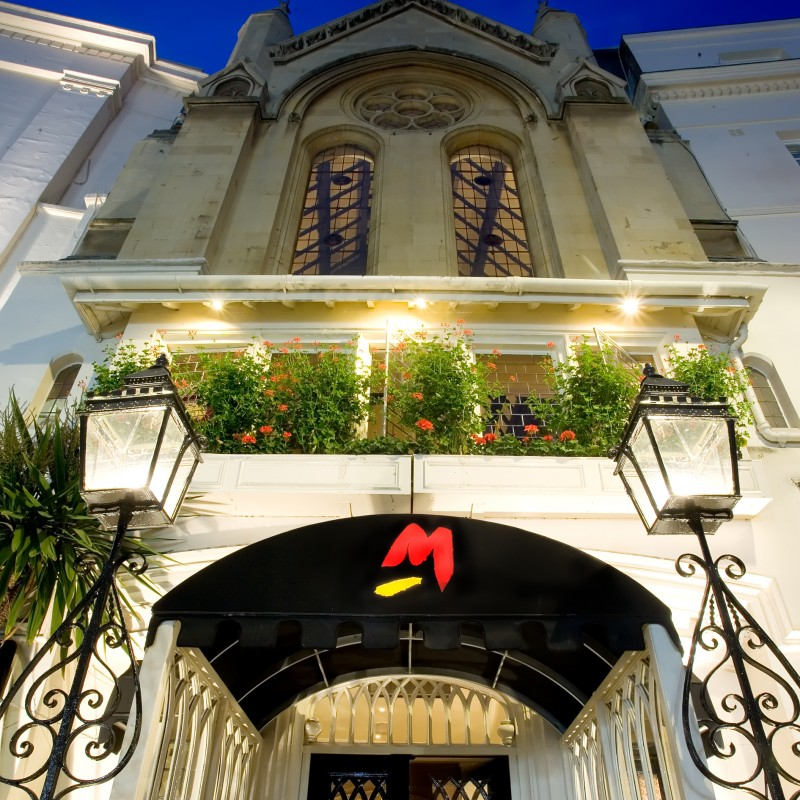 Luxury Dinner for Two in The Montblanc at Mosimann's London, ** Michelin Restaurant