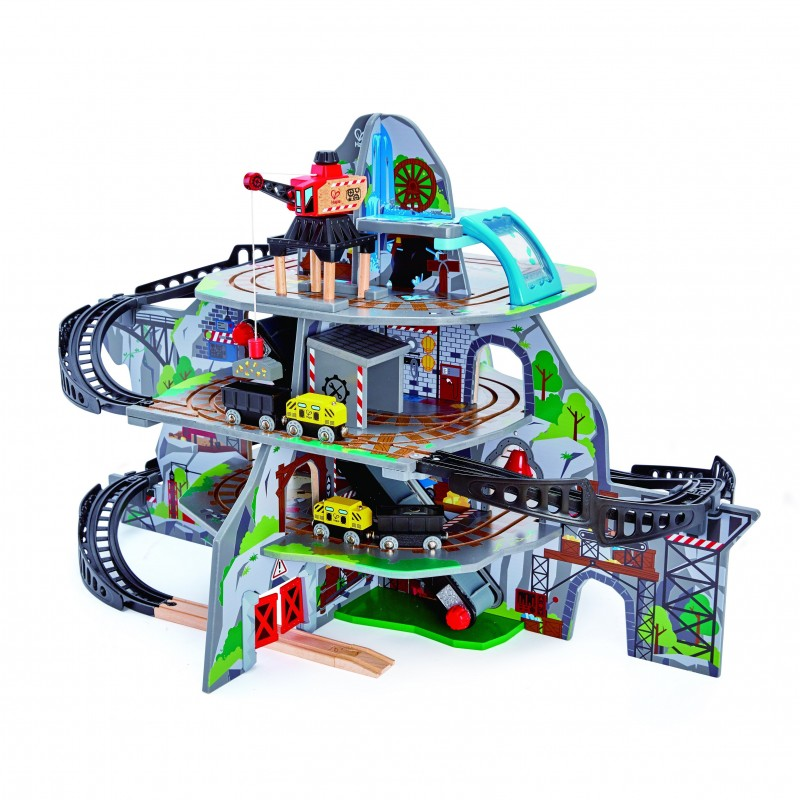 Children's Toy Mighty Mountain Mine by Hape Toys