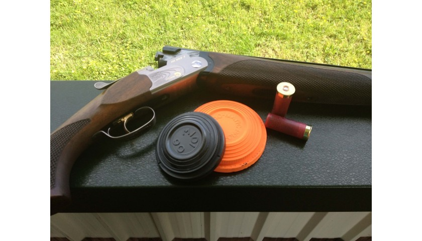 Clay Pigeon Shooting Experience for 2