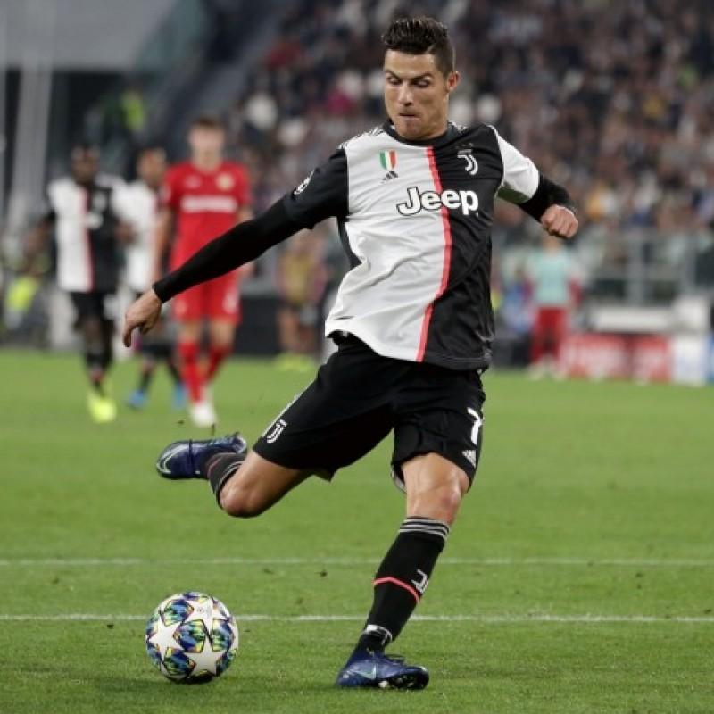 Ronaldo's Juventus Match Shorts, 2019/20