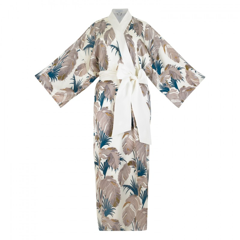 06 - 'Queenie Pandora' Luxury Robe