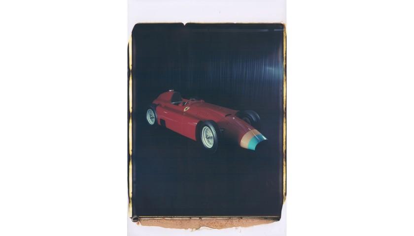 The Ferrari Grand Prix Polaroids
