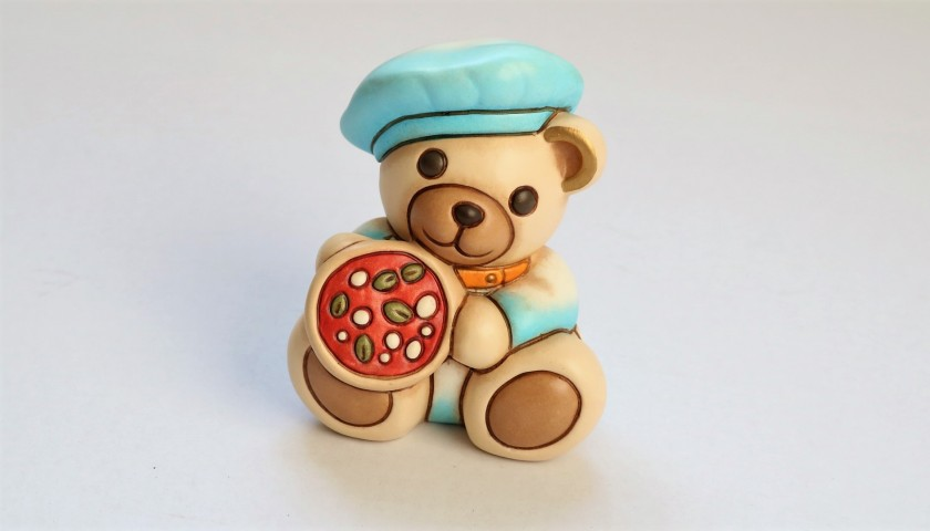 Teddy Napoli Limited Edition 4 By Thun Charitystars
