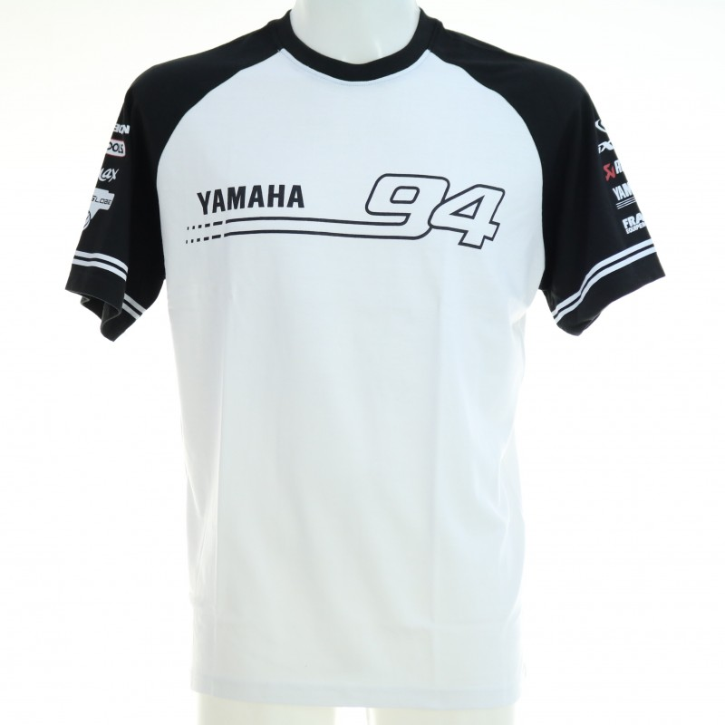 Official Yamaha Racing GMT94 T-Shirt - Size M