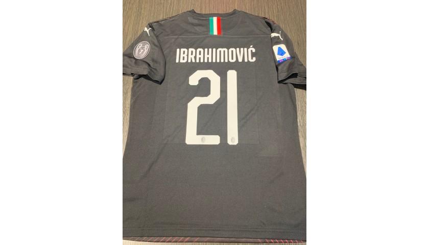 Maglia Gara Ibrahimović Milan, 2019/20