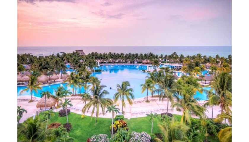 Rest and Relax for 7 Nights at The Mayan Palace Resort in Mexico