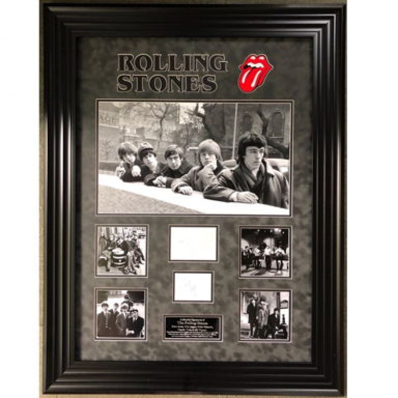 Rolling Stones Celebrative Montage