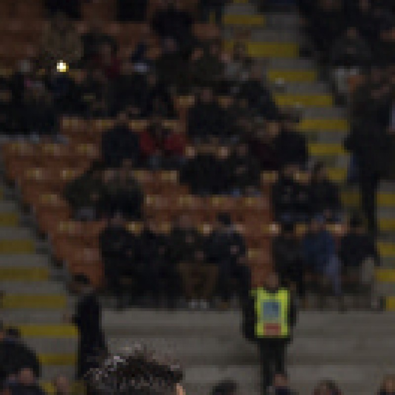 Take to the Pitch as the Inter Milan mascot against Chievo