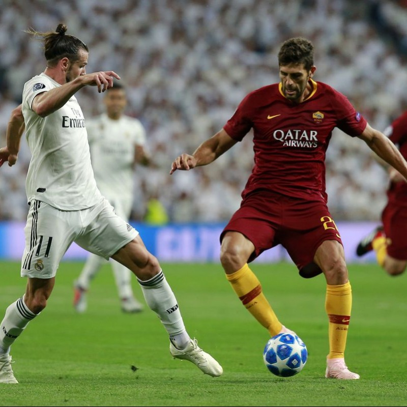 Enjoy the AS Roma-Real Madrid Match from the Monte Mario Stand