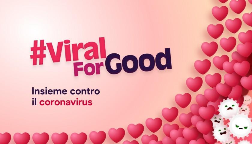 #ViralForGood - United Against Coronavirus