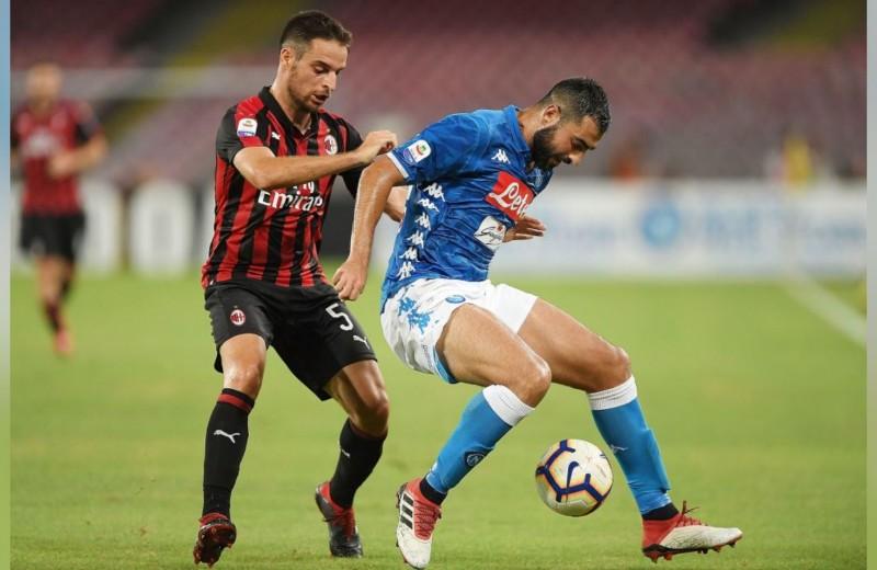 Adidas Boots Worn by Bonaventura for Napoli vs AC Milan