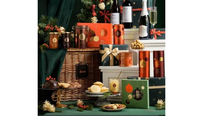 33 - Harrods Knightsbridge Christmas Hamper