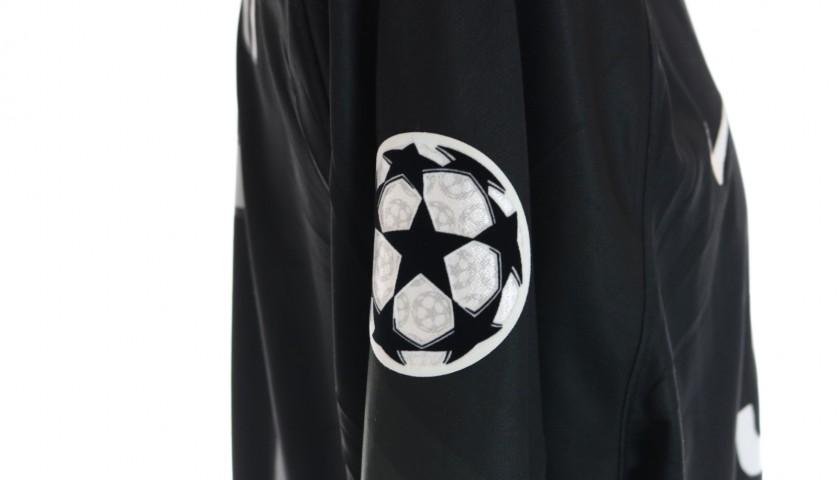 Storari's Juventus Match Shirt, UCL 2014/15