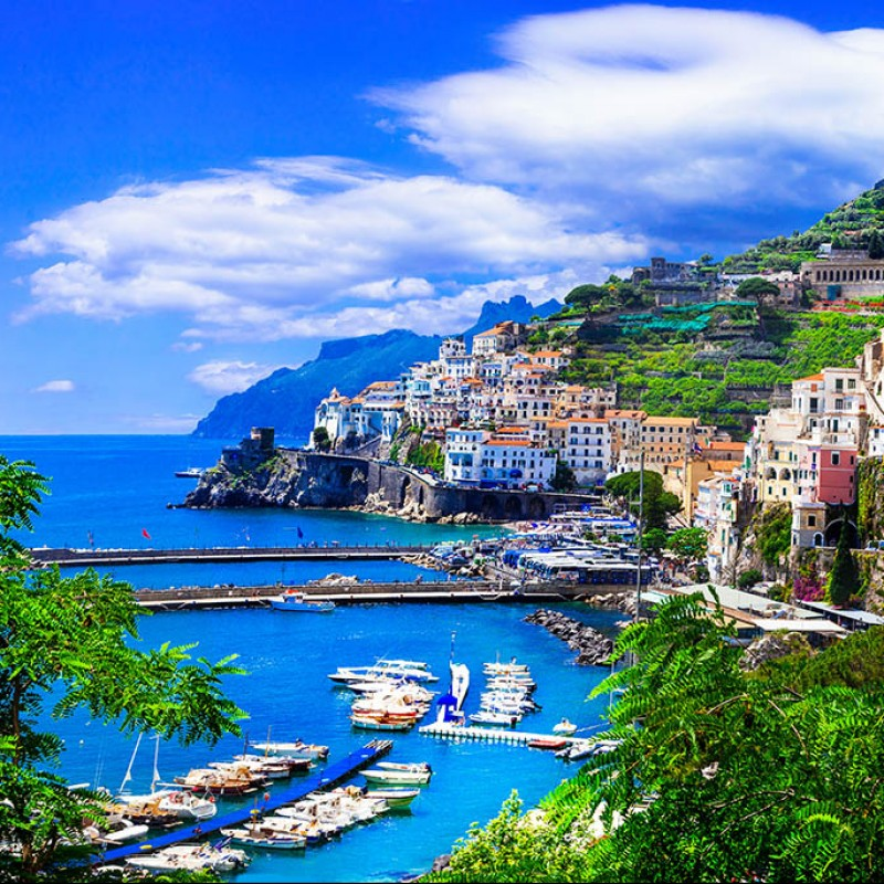 2-Night Stay for 2 on the Amalfi Coast, Italy
