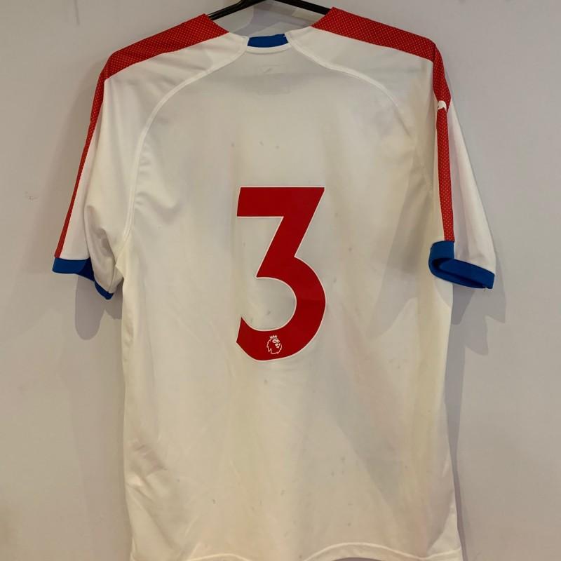 Play Left Centre Back Alongside Crystal Palace F.C Legends Neil Shipperly, Bobby Bowry and Dean Austin