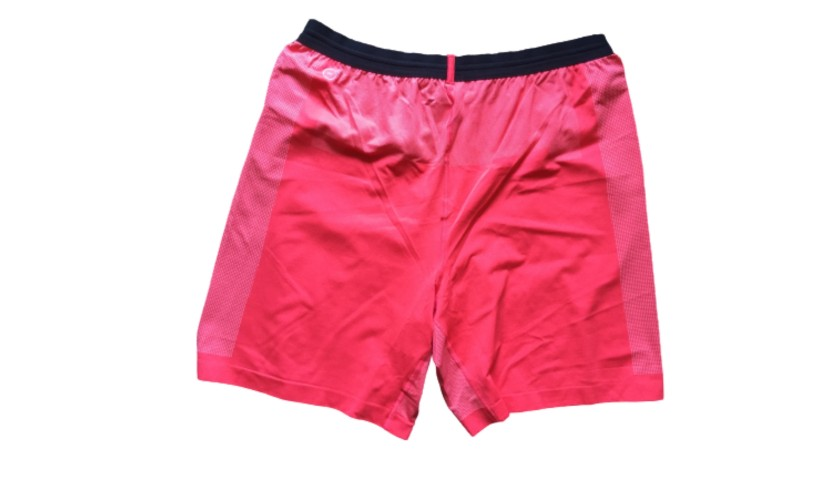 Meret's Match Shorts, Italy-Greece 2019