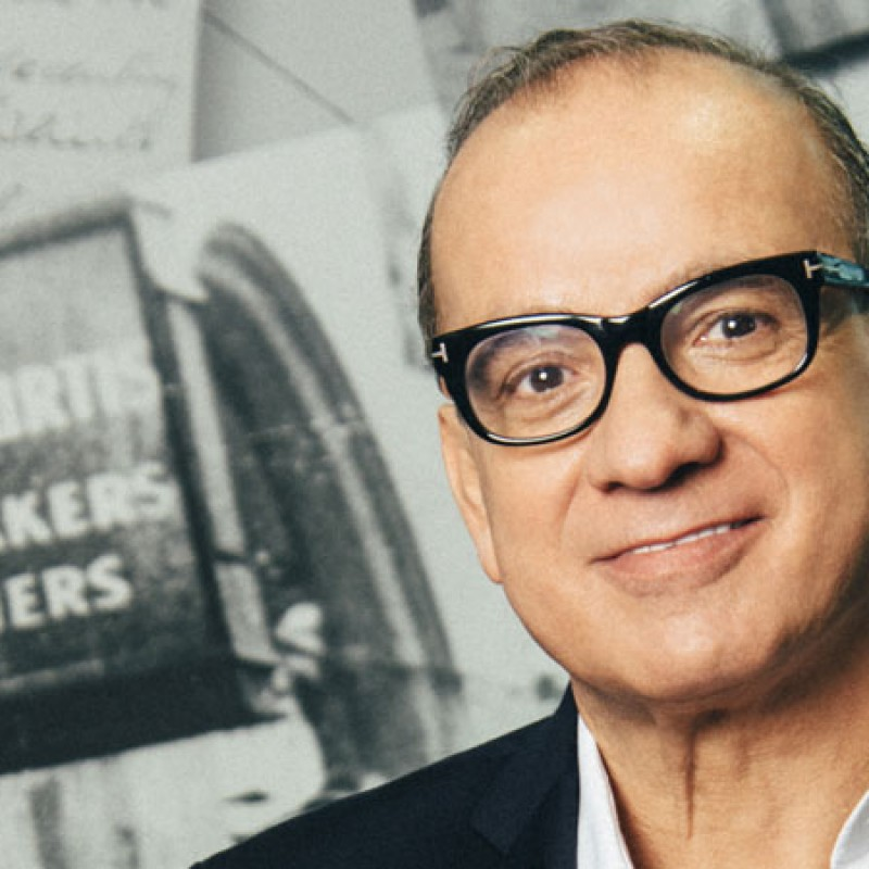 Power Lunch with Touker Suleyman, Entrepreneur, Businessman & Dragons' Den Investor