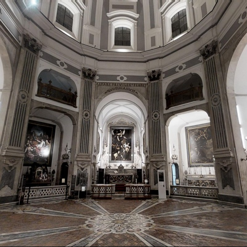 Guided Tour of Pio Monte della Misericordia in Naples, Italy