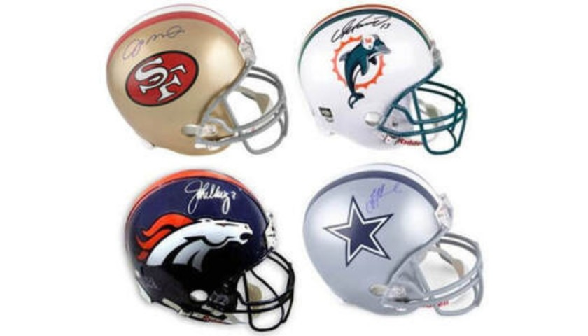Quarterback Legends Bidder's Choice Package