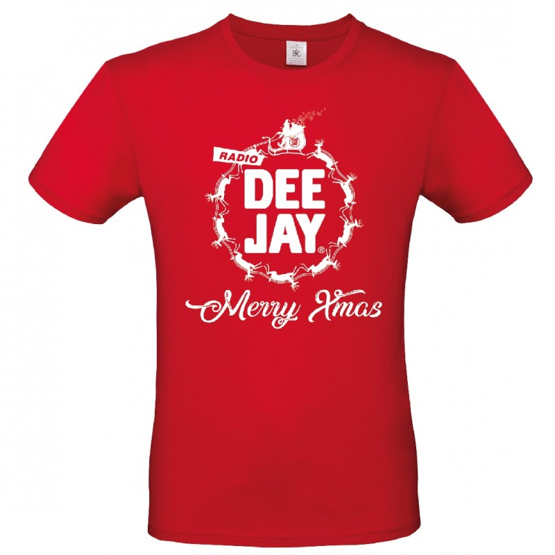 Official Radio DeeJay T-Shirt - Signed by the deejays - Size S