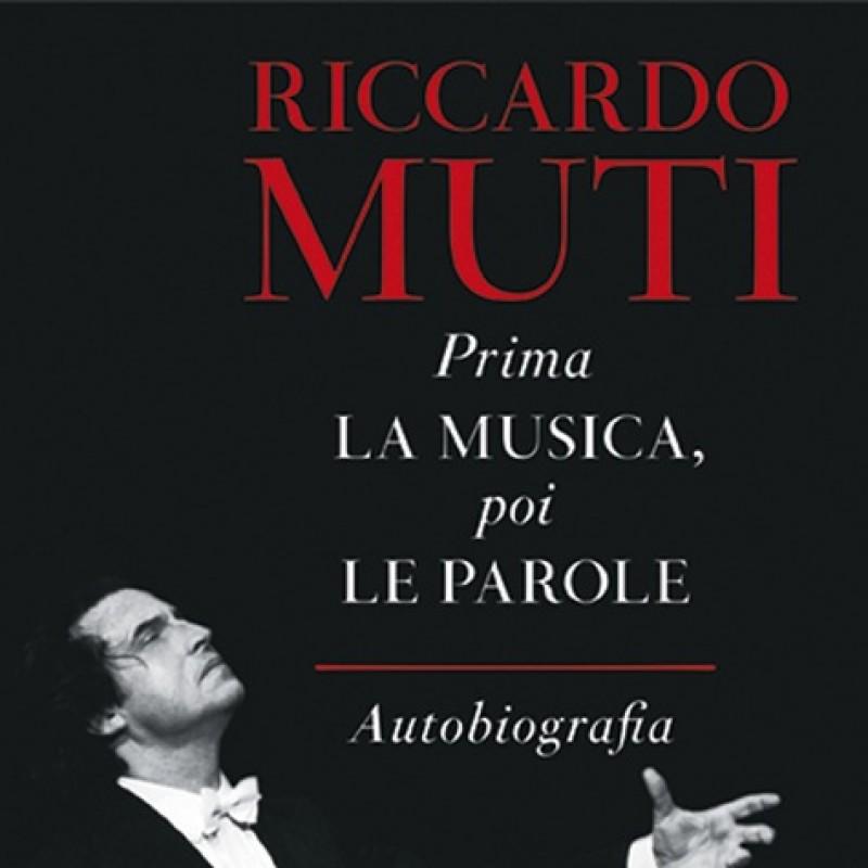 Autobiografia Autografata dal maestro Riccardo Muti