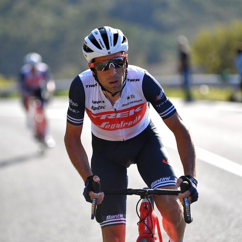 Nibali's Trek Segafredo Signed Jersey