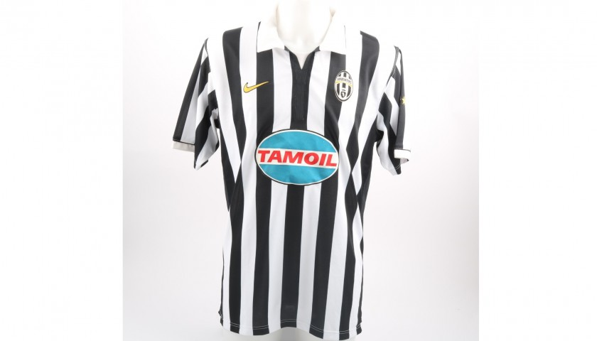 a67161694 Official 2006 07 Juventus Del Piero s Shirt - Signed - CharityStars