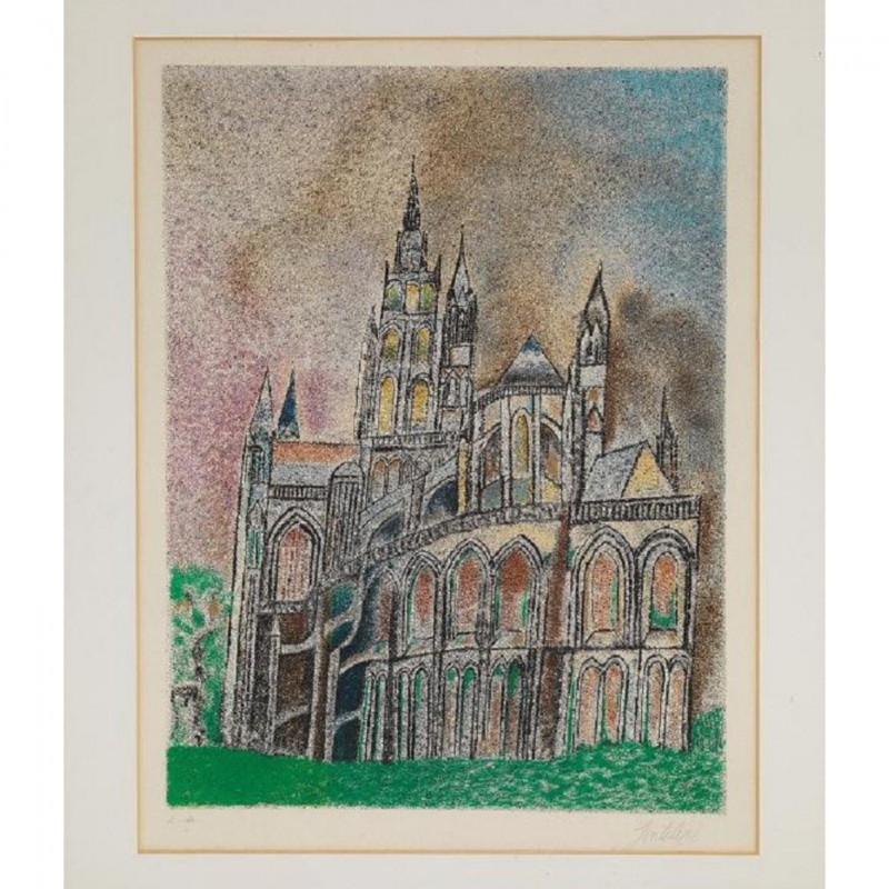 """""""Cattedrale"""" by Franco Gentilini"""