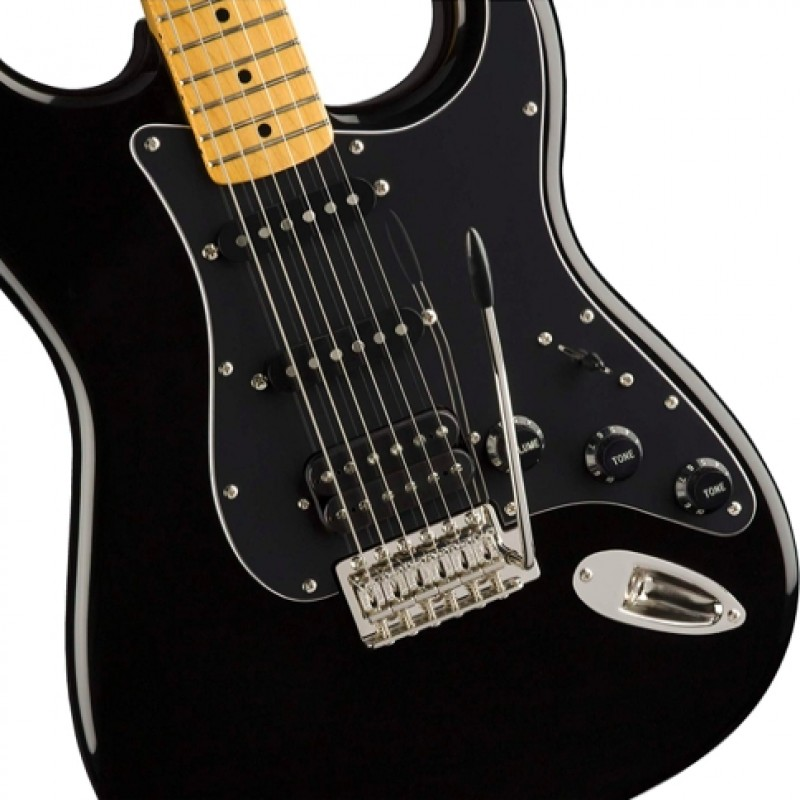 Avril Hand Signed Fender Guitar, Black