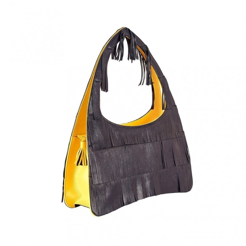 """Ellie Apache"" Bag by Fulvio Scavia"