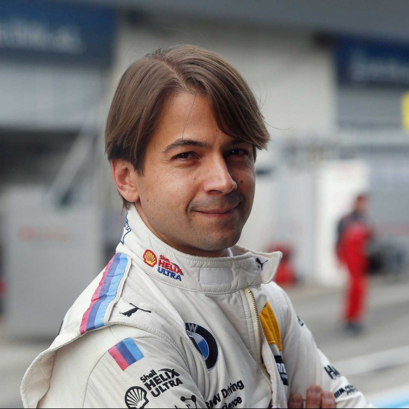 Augusto Farfus' Race-Worn Suit, 2017 Nürburgring 24 Hours