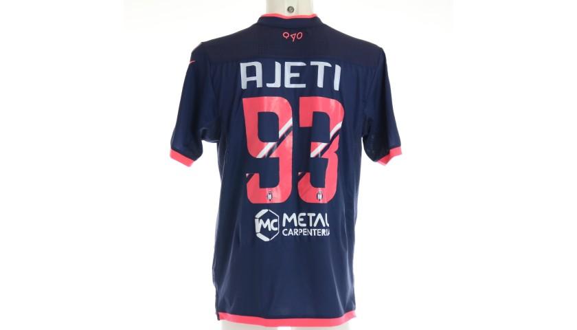 Ajeti's Match Shirt, Lazio-Crotone 2019