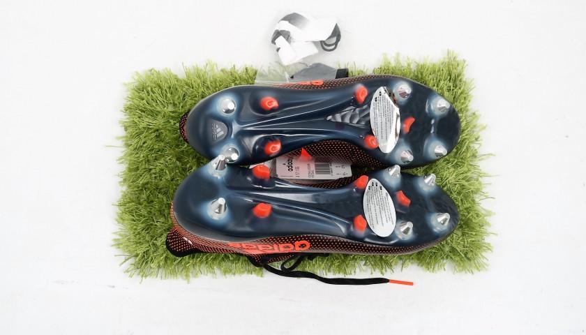 Scarpe Adidas Puggioni, preparate e personalizzate Stagione