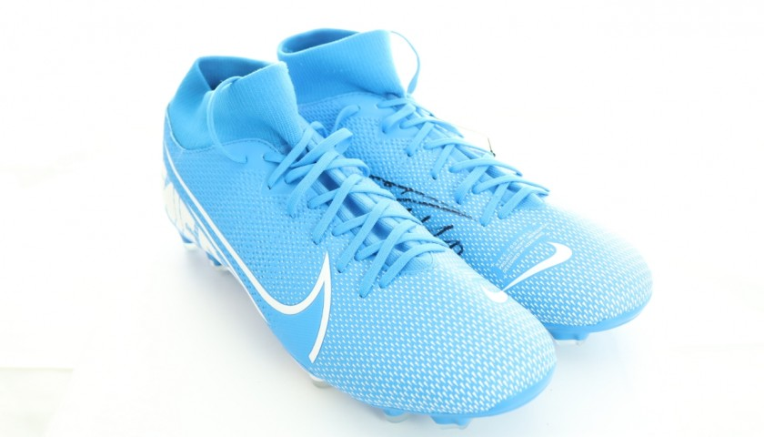 Nike Mercurial Boots - Signed by Cristiano Ronaldo