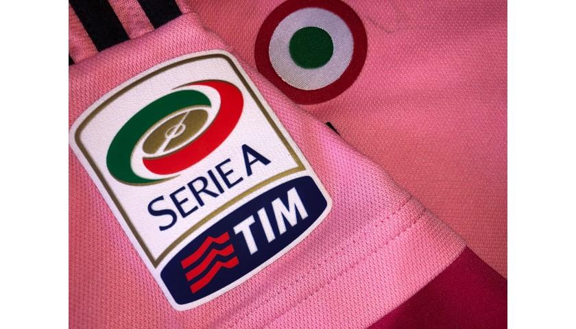 Alex Sandro's Official Juventus Signed Shirt, 2015/16