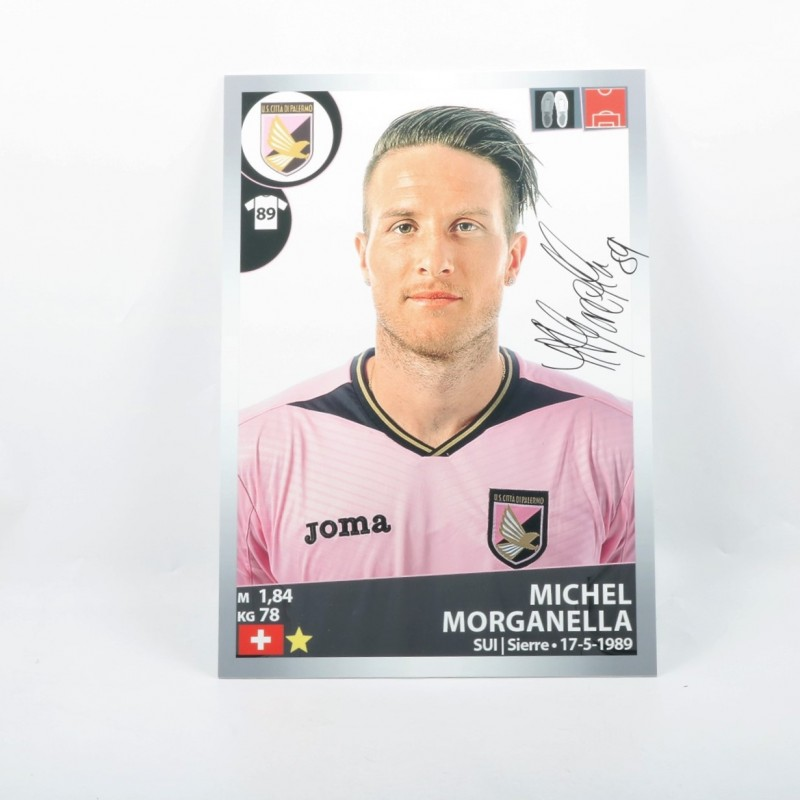Morganella, Limited Edition Box and Signed Maxi Sticker