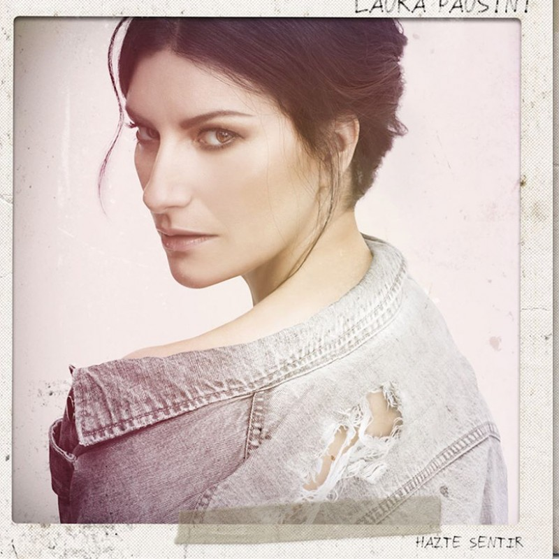 Album Hatze Sentir autografato da Laura Pausini