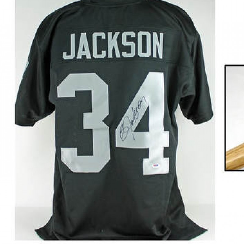 Bo Jackson Bidder's Choice Package