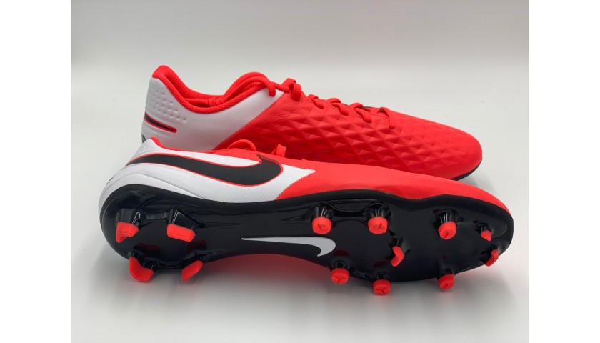 Nike Legend Boots - Signed by Romagnoli