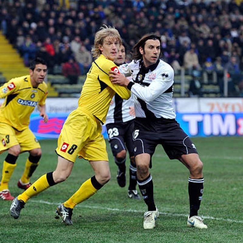 Maglia Basta preparata Roma-Udinese 2010