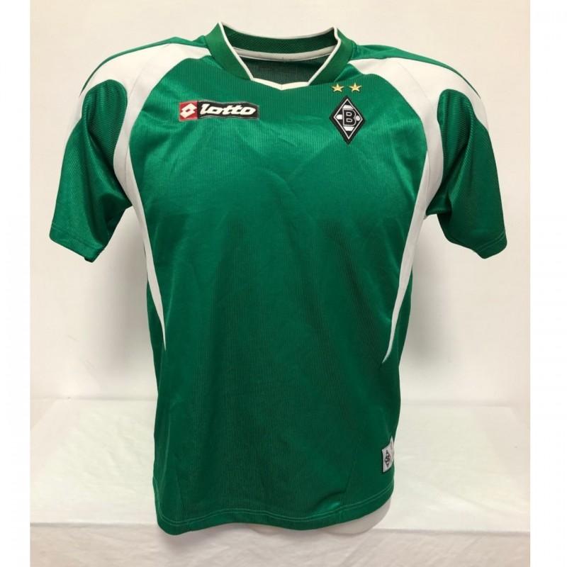 Borussia Moenchengladbach U19 Match Shirt, 2005/06