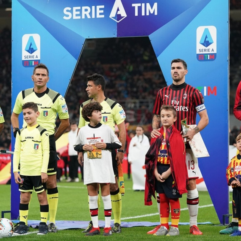 Mascot Experience at the AC Milan-Sassuolo Match