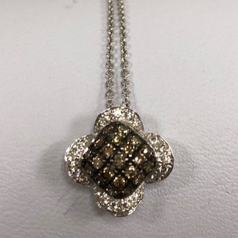 LeVian Chocolate Diamond Pendant