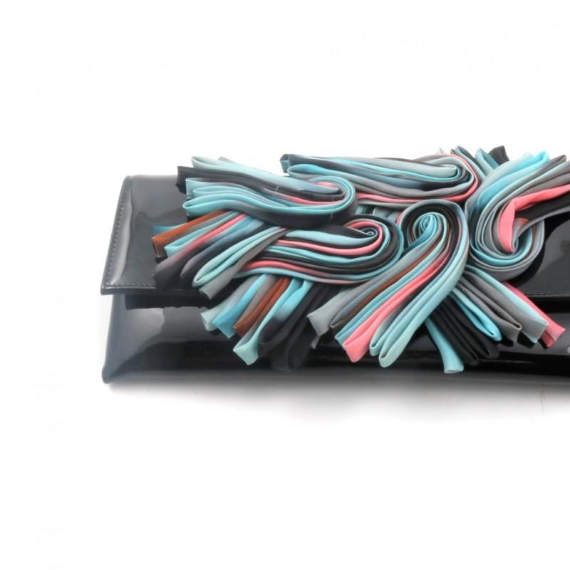 Exclusive black handbag, Giorgio Armani