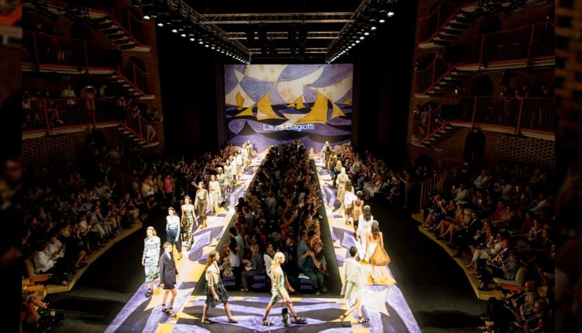 Attend the Laura Biagiotti F/W 2019/20 Fashion Show