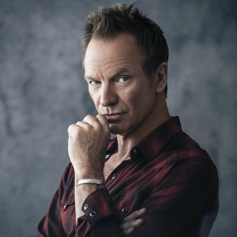 Win a Personalized Video Performance by Sting
