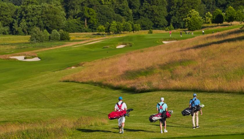 Laureus Golf for Good 4 Ball Team
