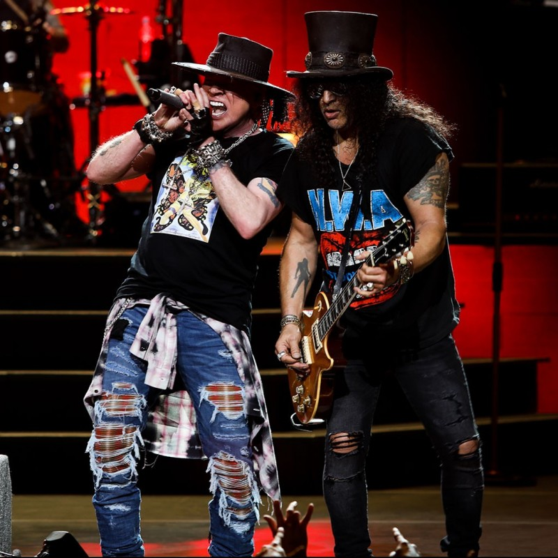 Staff T-Shirts from Rock in Roma 2018 and the Guns N' Roses and Depeche Mode Tours