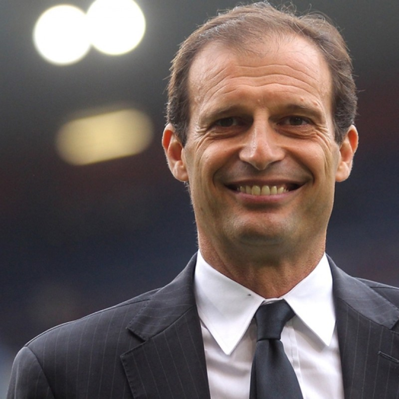 A dinner with the Juventus coach: Massimiliano Allegri